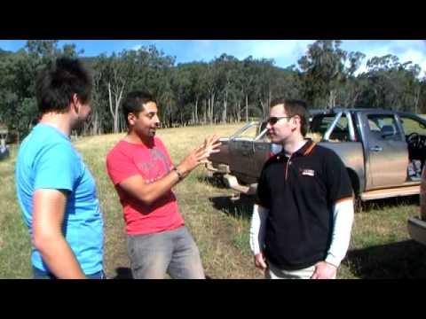 CarAdvice.com.au - Dual Cab Diesel Ute Challenge, Australia Style