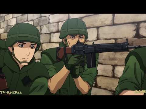 Gate 08 - Assault on the Capital