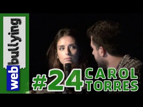 WEBBULLYING NA TV #24 - CAROL TORRES, Portugal (Programa Pânico)