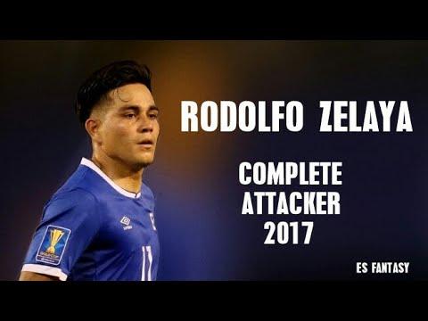 Rodolfo Zelaya ● Complete Attacker | El Salvador