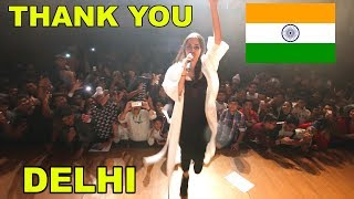 Thank You India ...