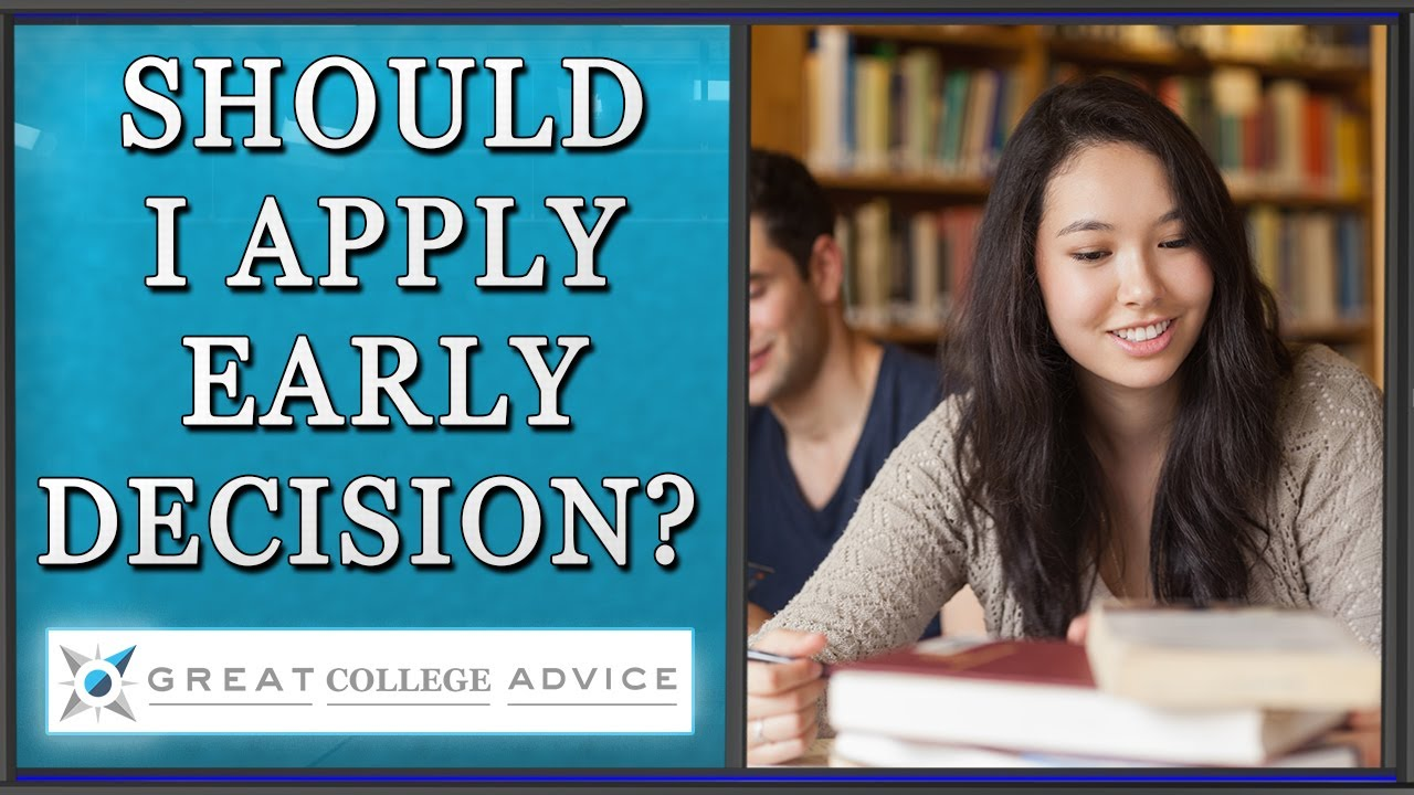 Early Admissions: Do they hurt or help?