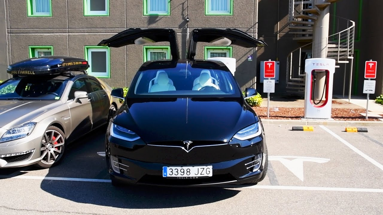 Tesla Model X P100d Test Simply Ludicrous