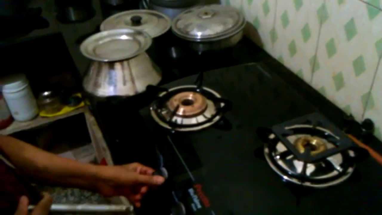 80696c35db2 Preethi Gas Stove Blu Flame Blaze DEFECT. - YouTube