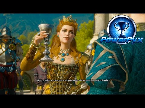 The Witcher 3 Blood and Wine DLC - Kling of the Clink & Last Action Hero Trophy / Achievement Guide