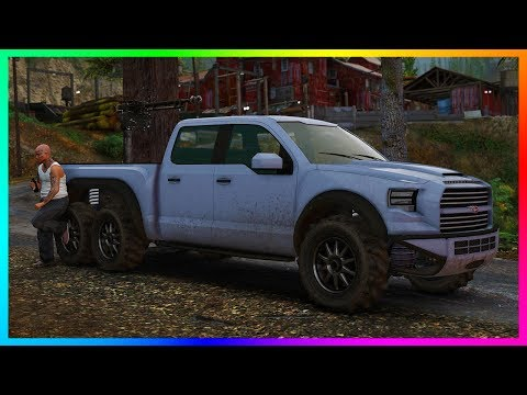 Getting The NEW GTA Online DLC Content Early - Playing With A NEW Vehicle & Gamemode! (GTA 5 Update)