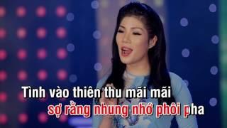 Karaoke - Nối lại tình xưa - Dương Sang ft Khánh Băng