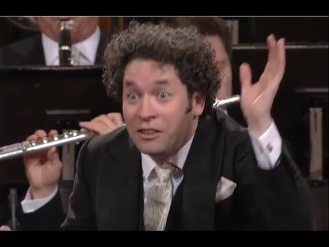 Gustavo Dudamel Vienna  Philharmonic 2017