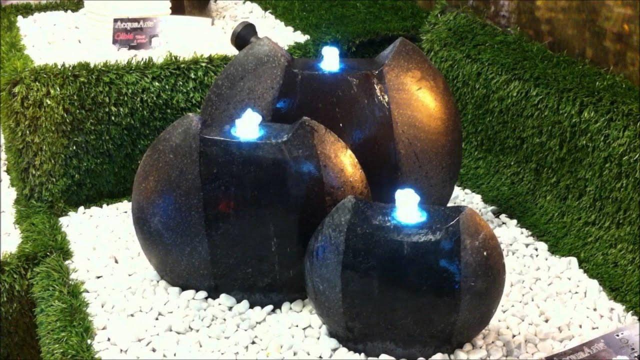Fontaine de jardin ferrara ubbink for Installation fontaine de jardin