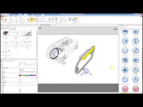 SOLIDWORKS Composer - Creating a Printable Instruction Manual