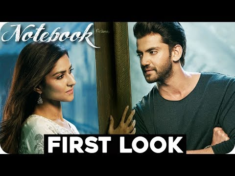 Notebook || First Look || Pranutan Bahl || Zaheer Iqbal || Salman Khan Mp3