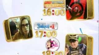 СуперИнтуиция, Зайцев+1 и Comedy woman - 8 сентября!