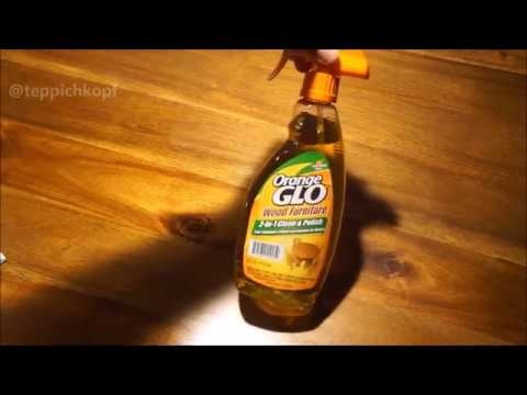 Kitchen Table Test Orange Glo Wood Furniture 2 In 1 Cleaner Polish