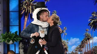 Ellen Gives Ryan Gosling an Out of This World Gift