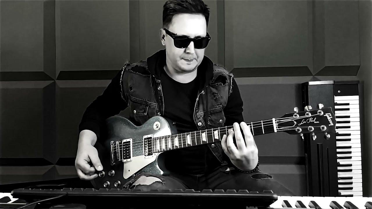 "AMARANTHE - ""Inferno"" Guitar Cover by Arkadiusz ""Gałek"" Gałka & Hubert Barecki"