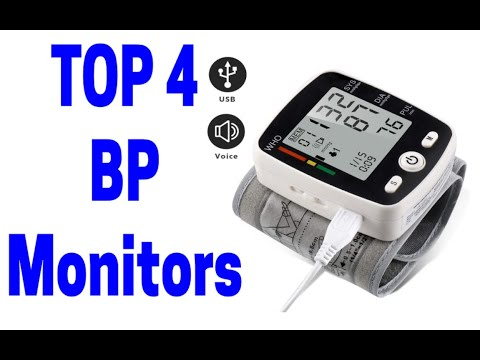 top-4-blood-pressure-monitors-for-home-use