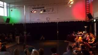 JDM pole dance competition