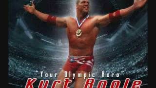 WWE Kurt Angle Theme song you suck