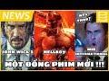 Phê Phim News: TRAILER phim mới   Ảnh mới JOHN WICK & ALADDIN   TÙ NHÂN PHẢI XEM BAMBI 1 LẦN/THÁNG