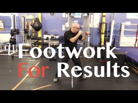 Boxing Footwork for Results – 90 Second Boxing Tips