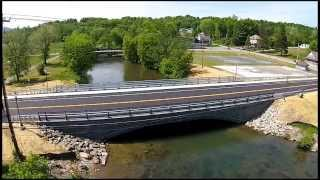 Replacement Of The Elk Drive (tower Avenue)  Bridge Over The Lachute River