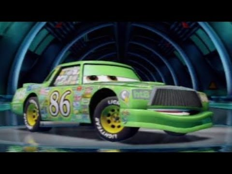 Cars 2 Gameplay-Team serie whit Chick Hicks!