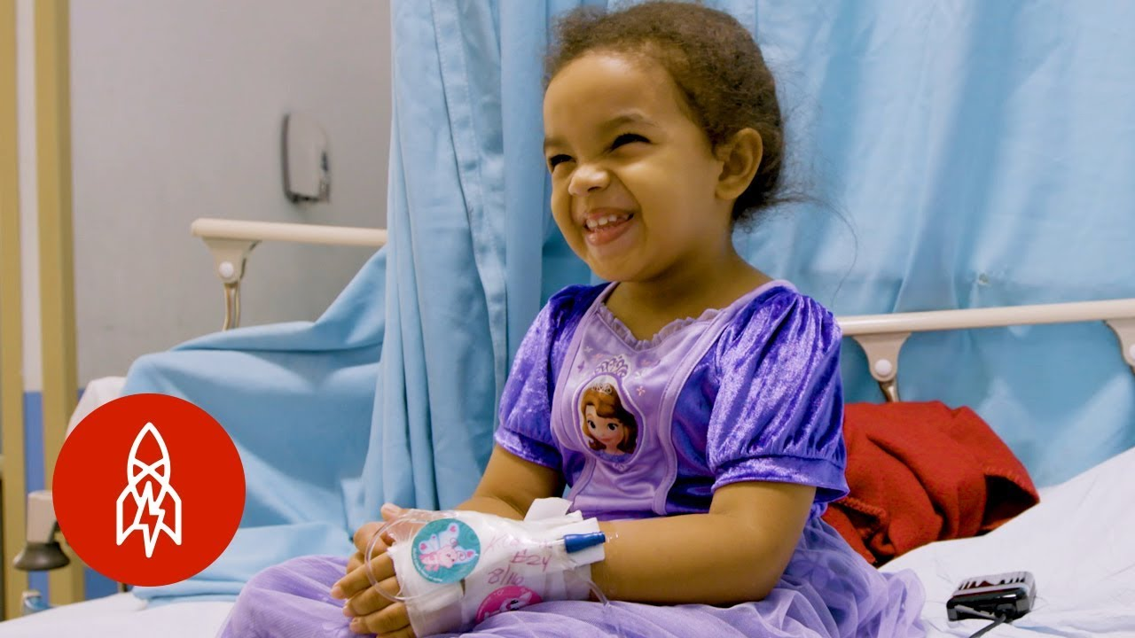She Uses What Hospitals Waste to Save Lives