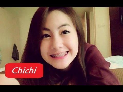 Chichi จีจี้สาวลาว ชิลอยู่บ้าน chill at home