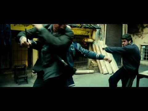 Liam Neeson fighting scenes [Taken,Taken 2] poster