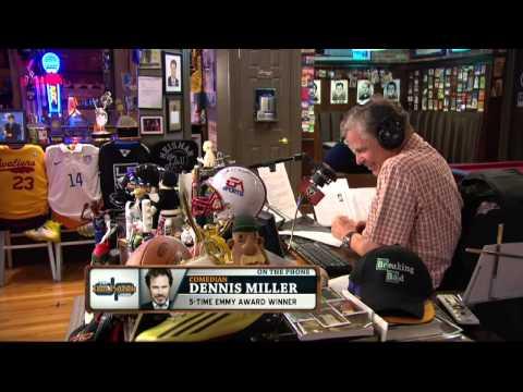 Dennis Miller on the Dan Patrick Show (Full Interview) 6/24/14