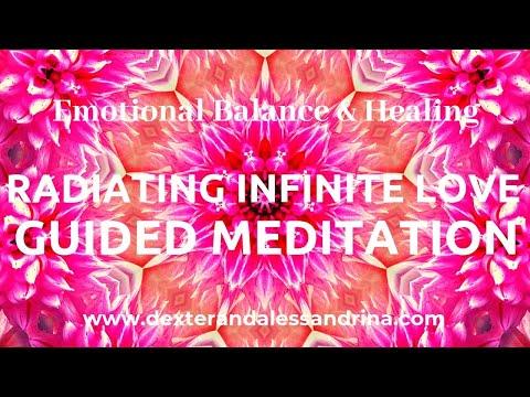 Radiating Infinite Love Into the Field Guided Meditation (Dr Joe Dispenza students)