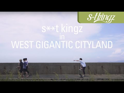【Backstage Movie】s**t kingz in『WEST GIGANTIC CITYLAND'17』(2017.8.5)