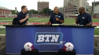 Best Things From Nebraska Fall Practice 2016 BTN