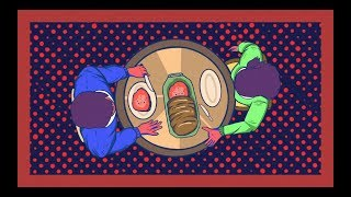 Elephant Kind - Watermelon Ham (Official Lyric Video)