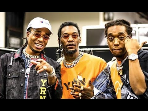 @Migos Settling Down in Durban Hotel