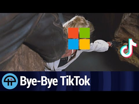 MIcrosoft Fails to Buy TikTok