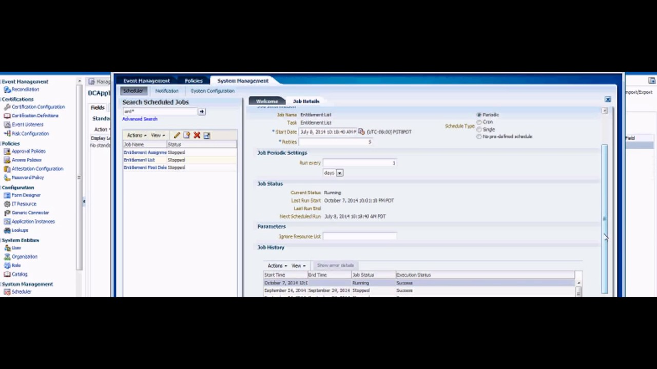 OIM 11G R2 Create AppInstance with Bulk Entitlemets creation API Using SQL