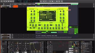"""Bitwig tips, """"processing"""" music playing with generated MIDI notes"""