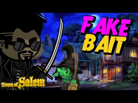 FAKE BAIT | Town of Salem Ranked Vigilante
