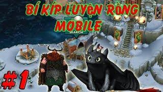 Xây Dựng Đảo Rồng Và Huấn Luyện Loài Rồng - Bí Kíp Luyện Rồng Mobile #1 thumbnail