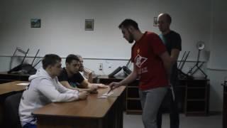 Тренинг по карточной игре белка