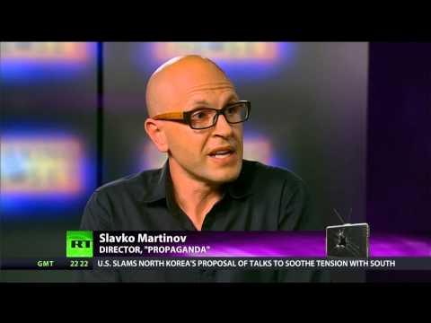 Western Propaganda through N. Korea's Eyes | Interview with Slavko Martinov