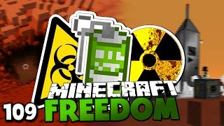 NUKLEARE BOHR-GRANATEN-EXPLOSION & RIP PING LING :( ✪ Minecraft FREEDOM #109 | Paluten