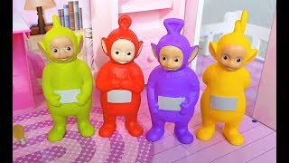 Learn Colors with Teletubbies