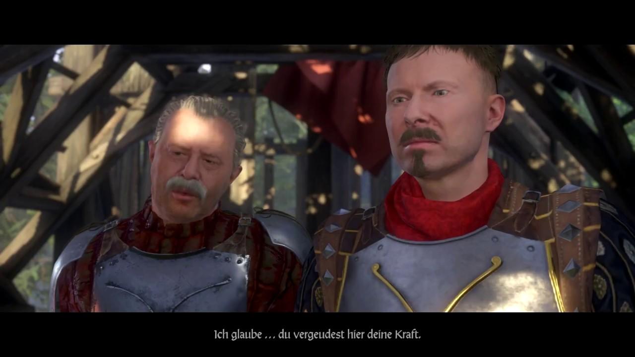 Kingdom Come Deliverance / Wie Man Die Feuertaufe Quest