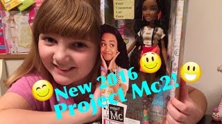 NEW 2016 Project Mc2 Basic Doll Bryden Bandweth Wave 2 - Unboxing & Review