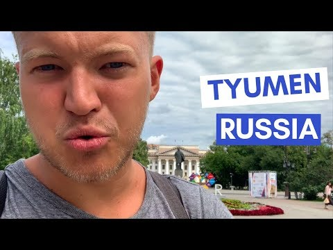 An Englishman In Tyumen (Англичанин в Тюмени)