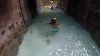 More swimming in circles at Aulani