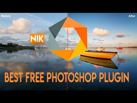 The Best FREE Photoshop Plugin | Niks Collection