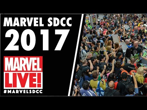 Writer Marc Guggenheim On New Things for XMen Comics on Marvel LIVE! at San Diego ComicCon 2017